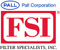 FSI Filter Specialists Inc. X100B Filter Vessel, Polypropylene Body, Bag Design